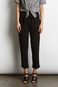 The Loise Pants Black