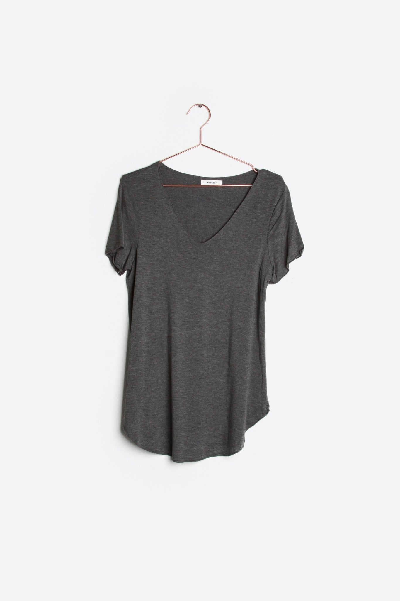 Everyday Charcoal Tee