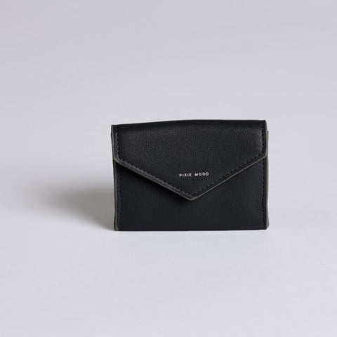 Carol Card Wallet Black