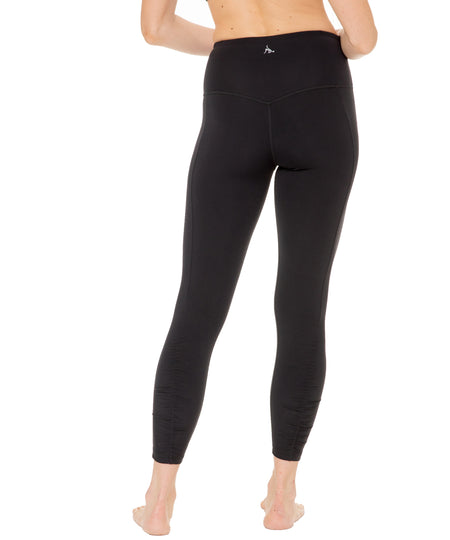 UltraLight Plank Crop - High Waist