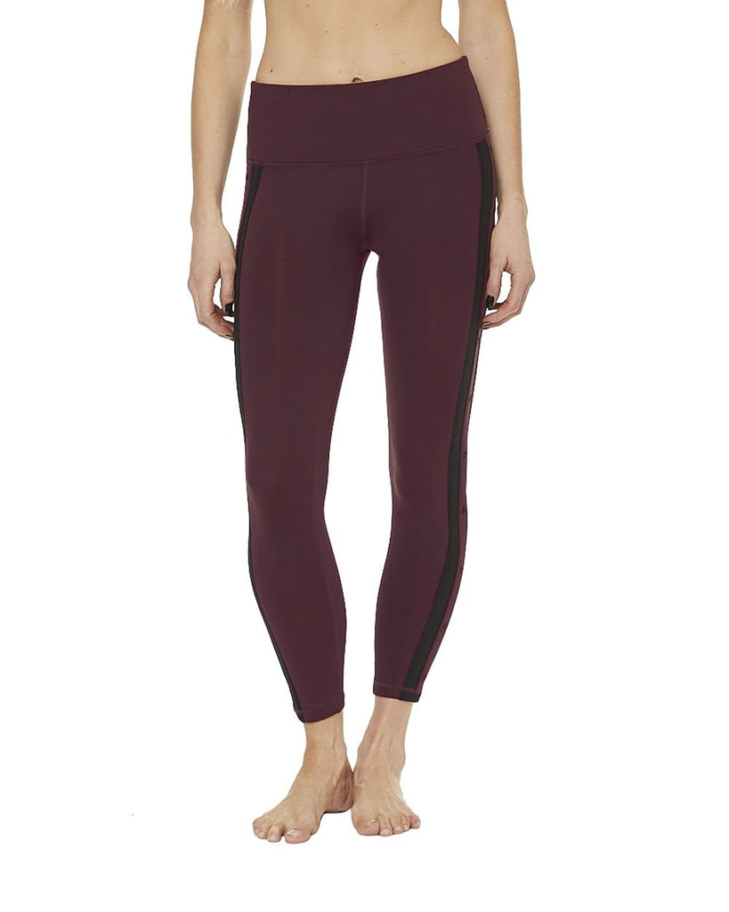 Atom 7/8th UltraLight Pant - High Waist - Nancy Rose Performance