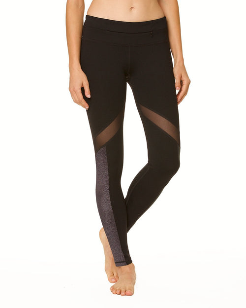 Bolt Pant - Mid Rise - Nancy Rose Performance