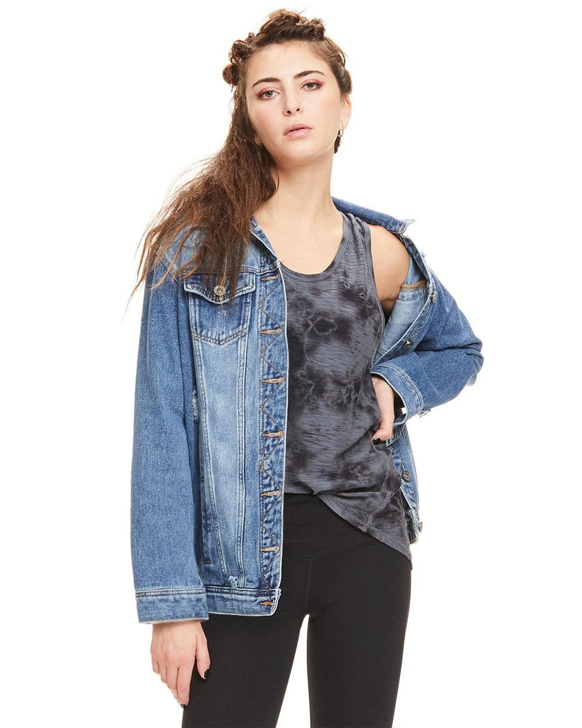 Jimi Trucker Jacket - Nancy Rose Performance