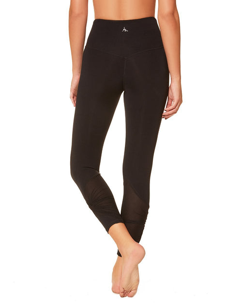 Lizzie 7/8th Pant - High Waist - Nancy Rose Performance