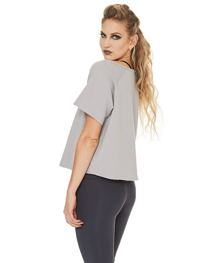 Mason Tee Sweatshirt - Nancy Rose Performance
