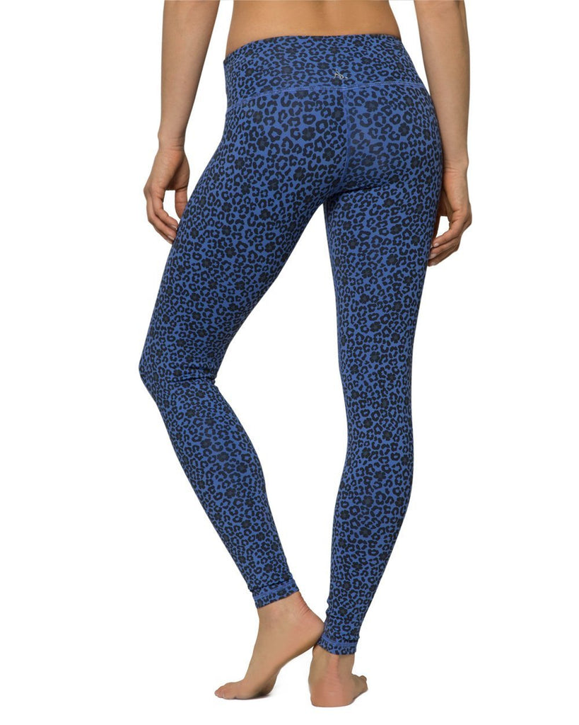 Printed Plank Pants-Mid Rise - Nancy Rose Performance