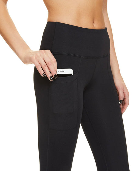 Plank Crop - Clean Waistband - High Waist
