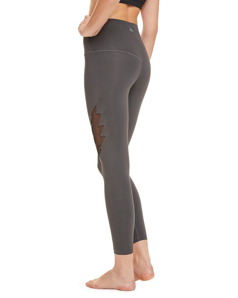 Stella 7/8th Pant - Naked High Waist - Nancy Rose Performance