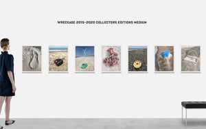 WRECKAGE No. 128 – Kunstfotografi – Indrammet Gallery Edition – (Str. S-XL)