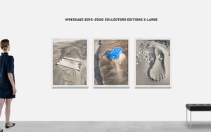 WRECKAGE No. 116 – Kunstfotografi – Indrammet Gallery Edition – (Str. S-XL)