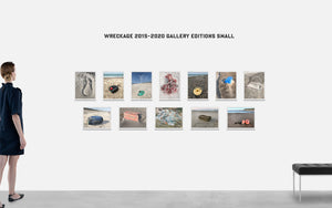 WRECKAGE No. 118 – Kunstfotografi – Indrammet Gallery Edition – (Str. S-XL)