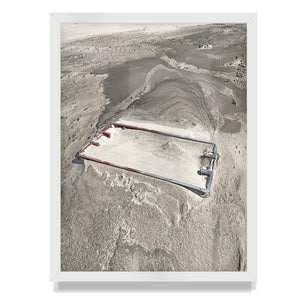 WRECKAGE No. 129 – Kunstfotografi – Indrammet Gallery Edition – (Str. S-XL)