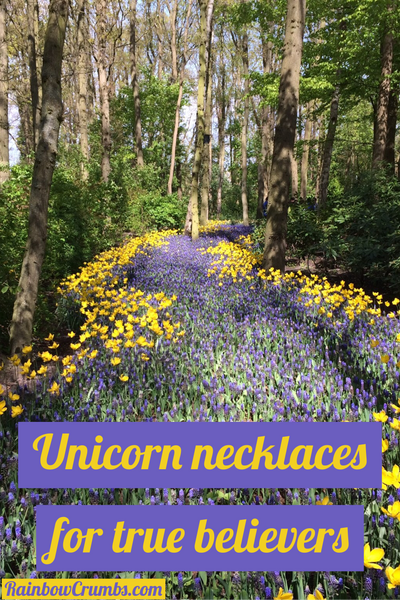 5 Unicorn Necklaces for the True Believer