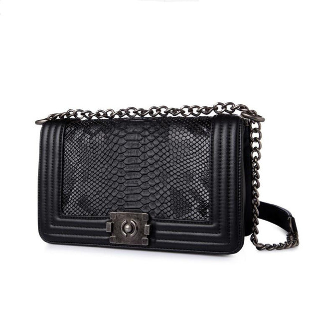 Dragon Scale Crossbody Bag