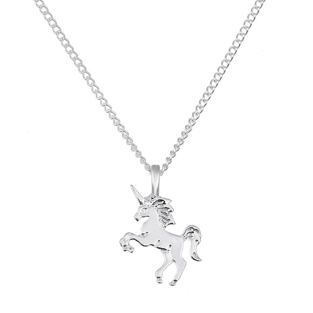 Magical Unicorn Statement Necklace