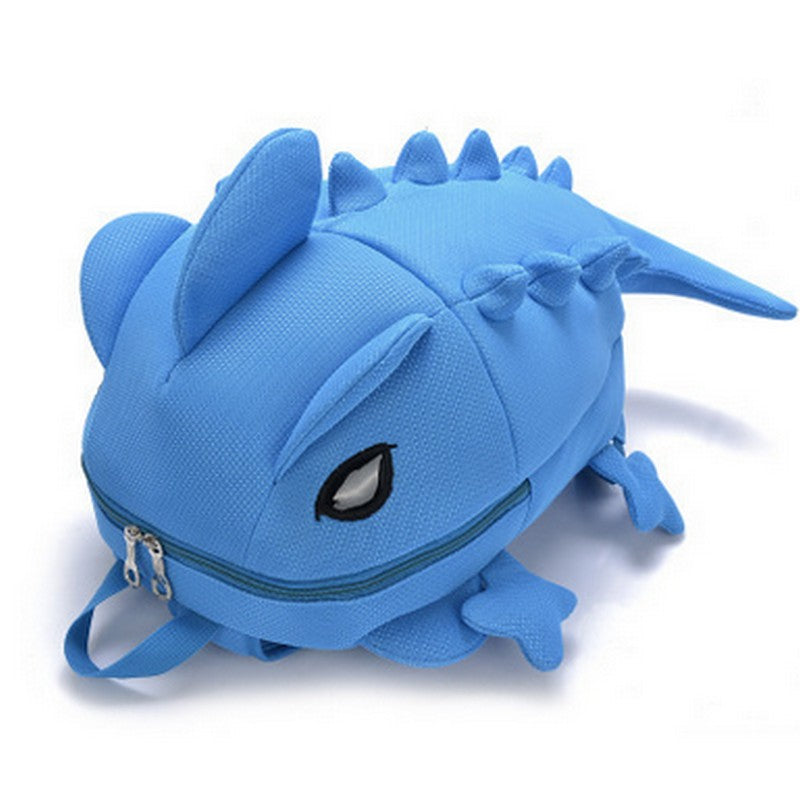 The Coolest Dragon Backpack a Kid Can Have