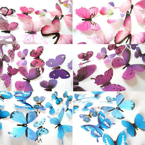 Fluttery Fae Friends Butterfly Stickers
