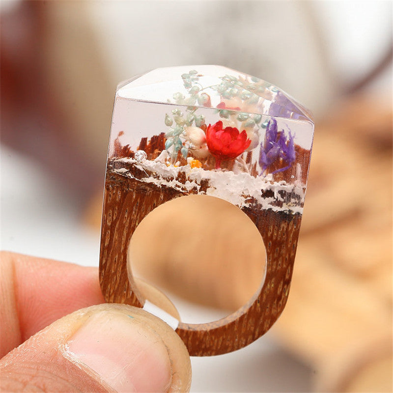 Micro Magic Land Ring