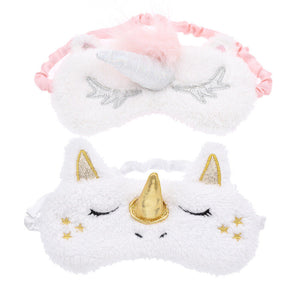 Unicorn Eye Mask for Recharging Magical Powers