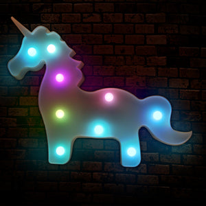 Unicorn Nightlight LED Lamp
