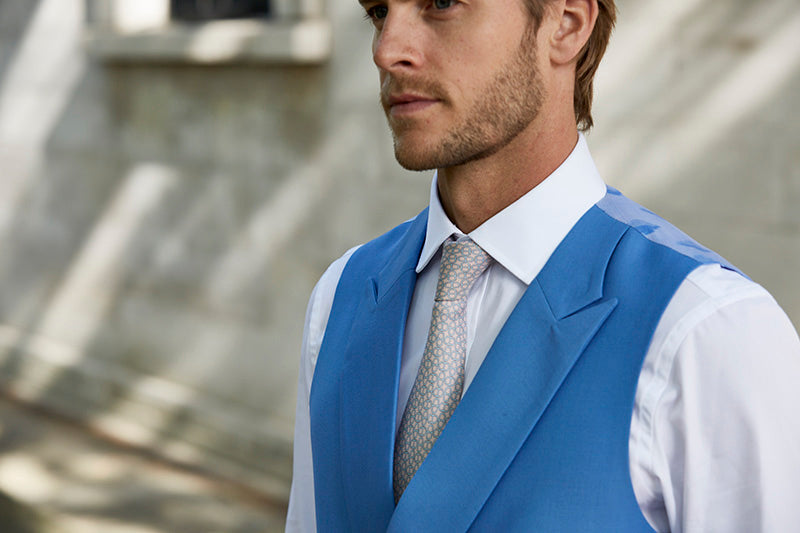 Gentleman's Guide: Wedding Waistcoats
