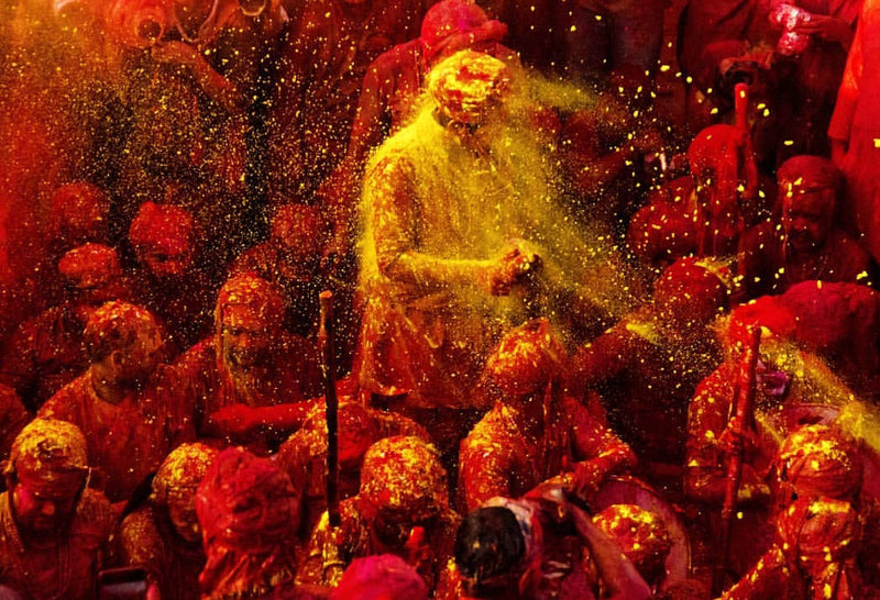 A brief guide to Holi: The festival of colours