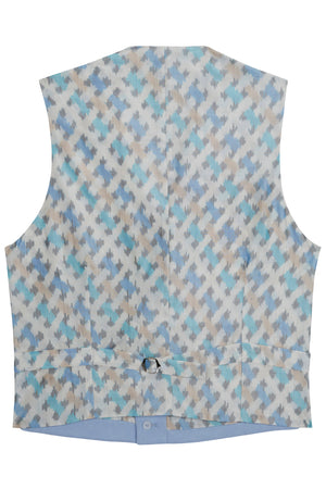 Avash double breasted waistcoat