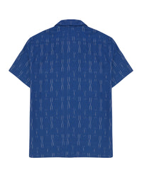 Jadeja short sleeve cotton shirt