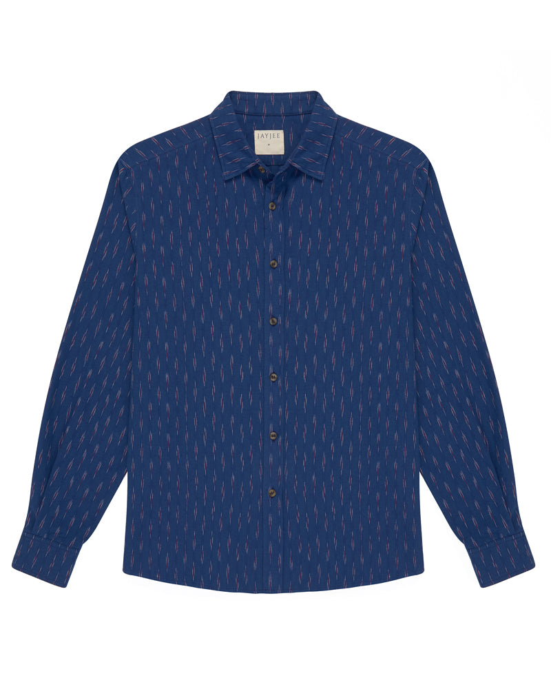 Jurupa brushed cotton shirt
