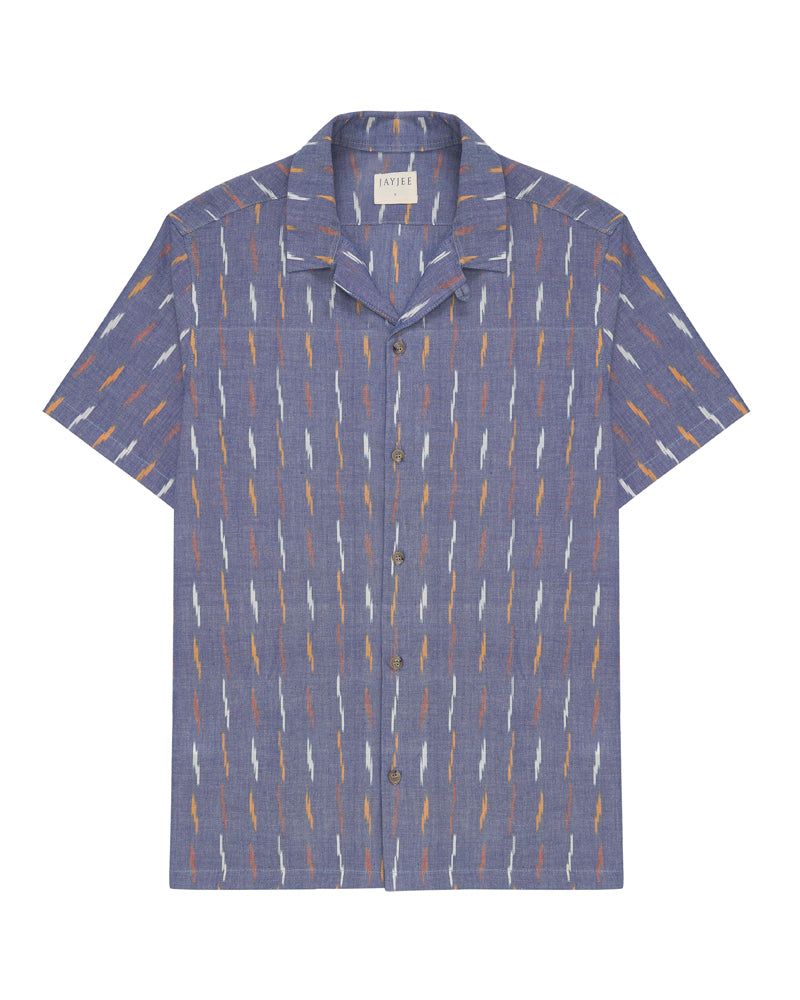 Yuvi short sleeve cotton shirt