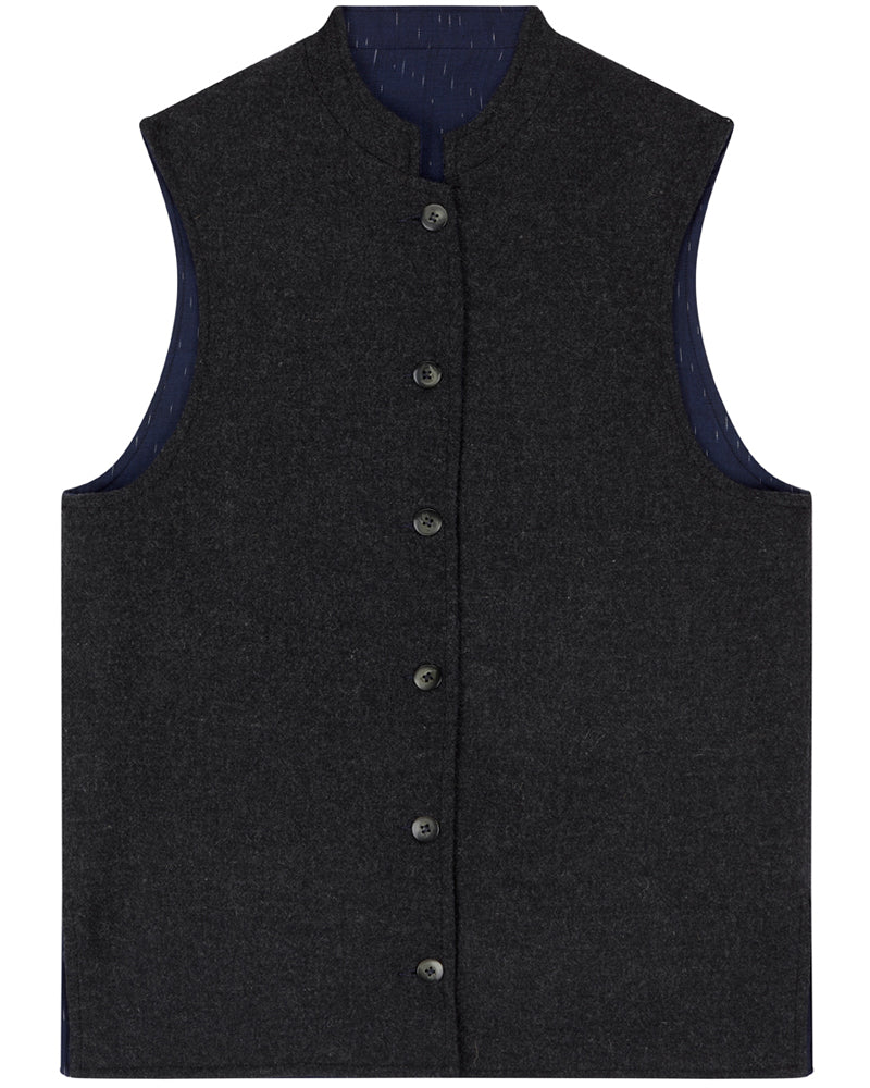 Raath wool gilet