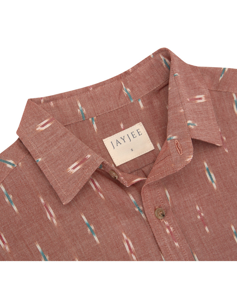 Bhuvi cotton shirt