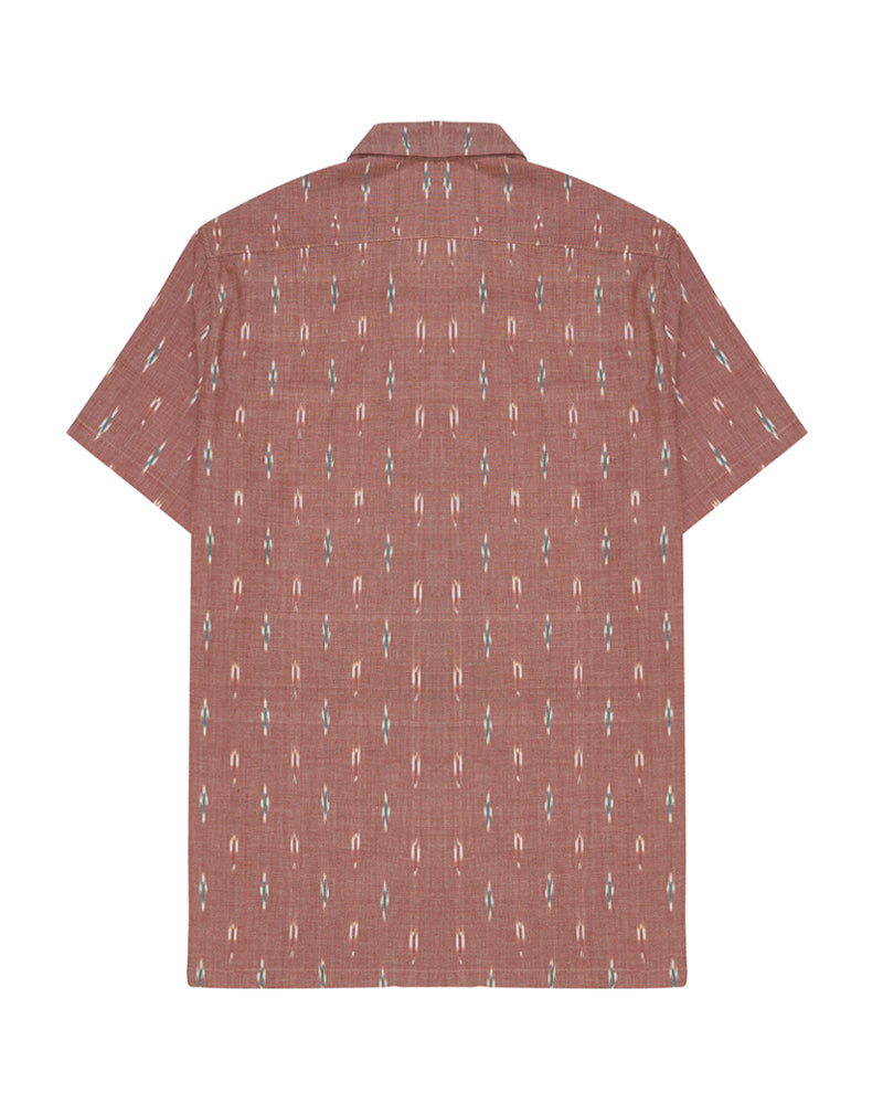 Mayank short sleeve cotton shirt