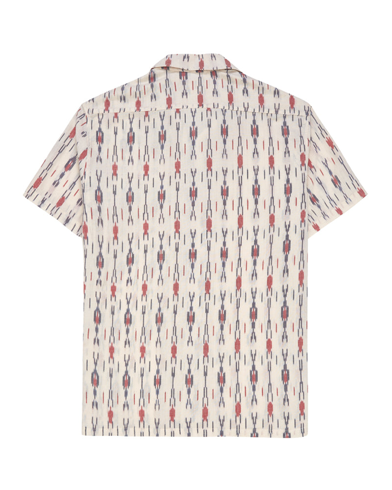 Karmani short sleeve cotton shirt