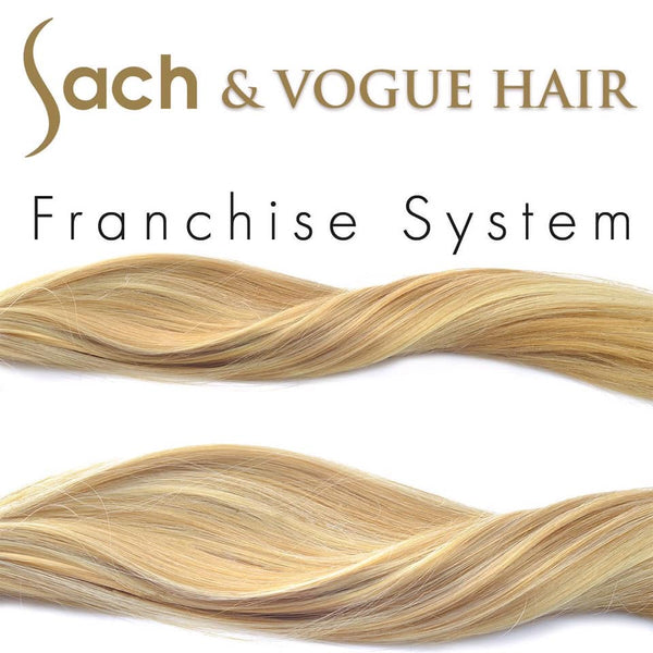 The SACH & VOGUE Hair Extensions Franchise