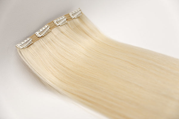 Blond Best Clip in Hair Extensions for Thick Hair