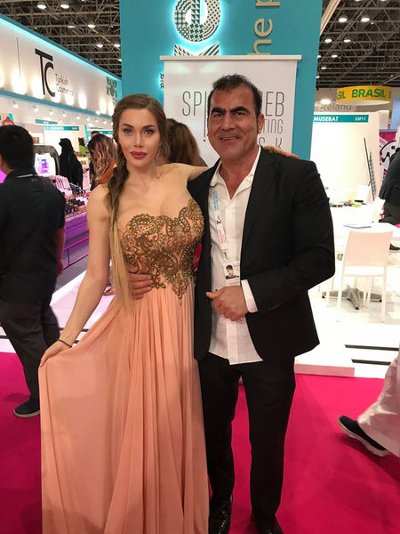 Sach Hair at Dubai Beautyworld Middle East Exhibition 2018