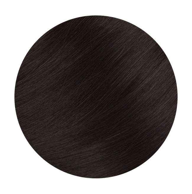 Tape in Hair Extensions Color 1B Naturel Black