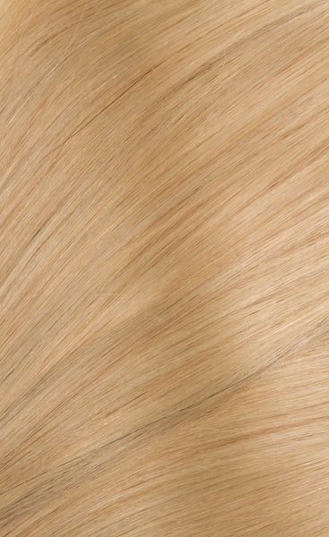 Clip In Hair Extensions 22 Golden Blonde Color