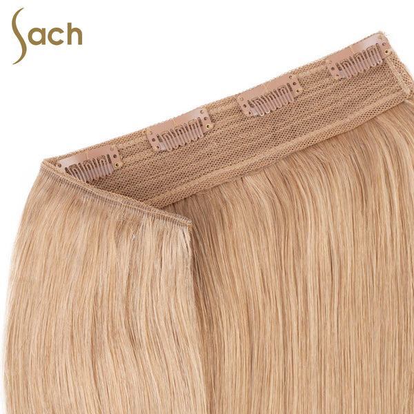 Who it's for Thick One Piece 3/4 Full Head Clip in Hair Extensions