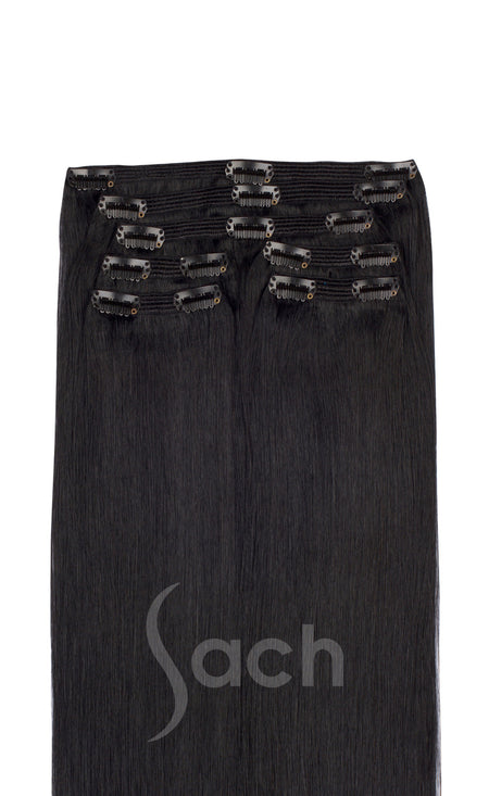 Sunkiss Ombre Clip In Hair Extensions 4-18