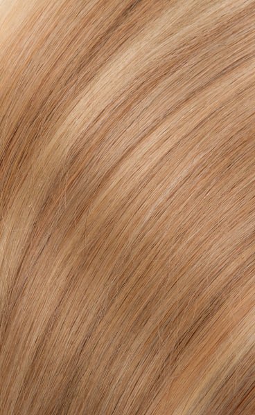 F27/613 Sunrise Blonde Color Clip In Hair Extensions