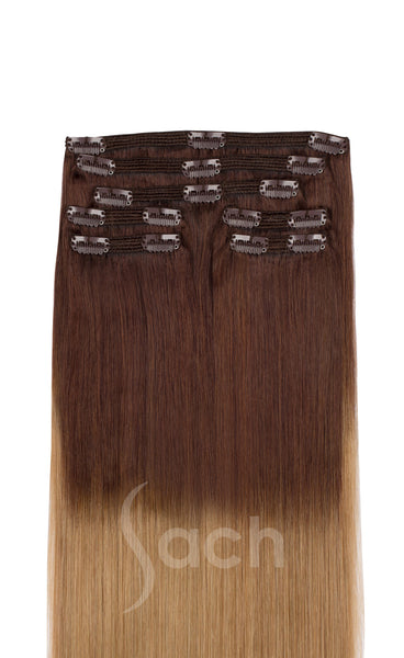 Clip In Hair Extensions 4-18