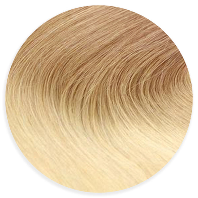 Tape in Hair Extensions 10-22 Ombre Caramel Latte Blend