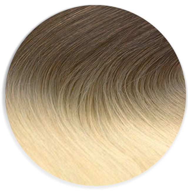 Tape in Hair Extensions 801-613 Hawaiian Coconut Ombre Color