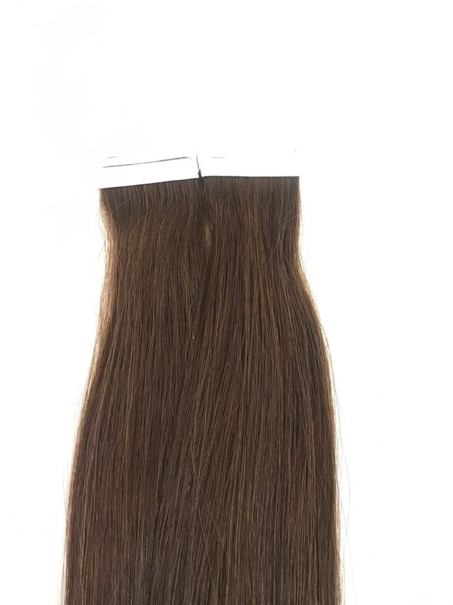 Tape in Hair Extensions chocolate brown