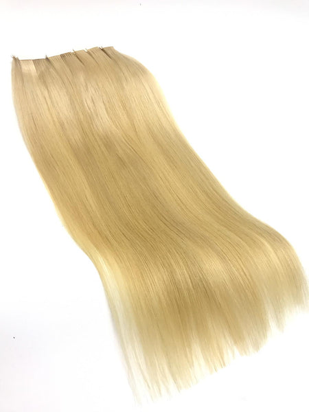 Butterfly Tape in Hair Extensions 101-613 Norwegıan Silk Ombre Color