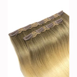 Clip in Hair Extensions Ombre #8A-61 Ombre
