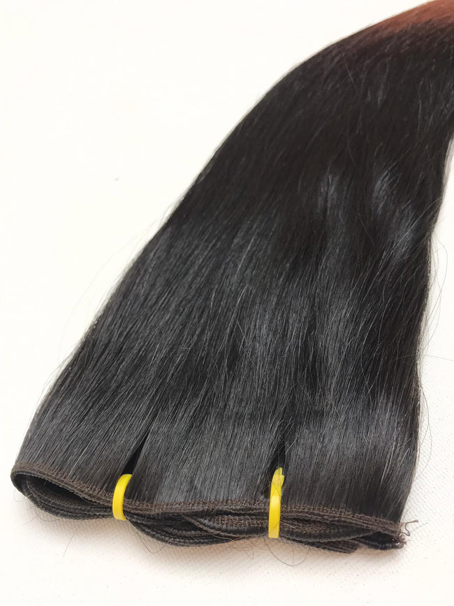 Weft Hair Extensions