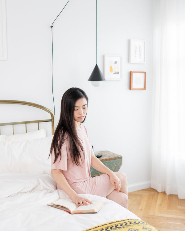 Restful Nightie - Blush